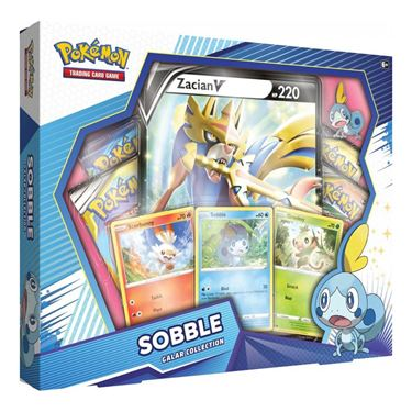 תמונה של POKEMON SOBBLE GALAR COLLECTION