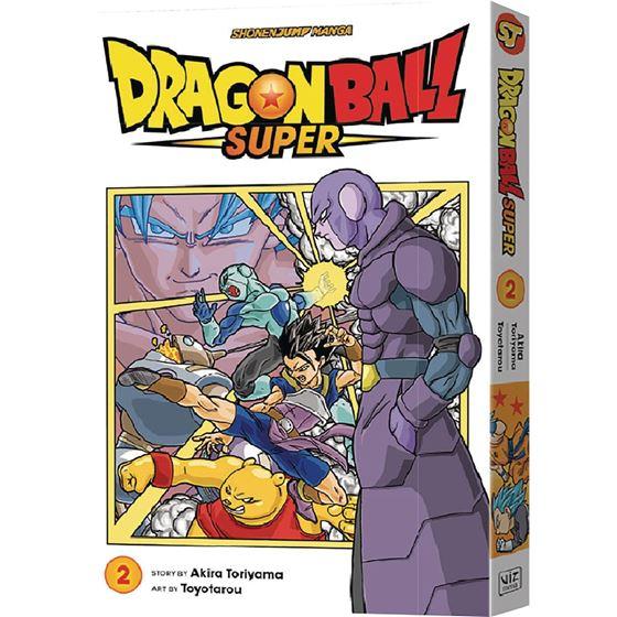 תמונה של דרגון בול סופר - DRAGON BALL SUPER GN VOL 02