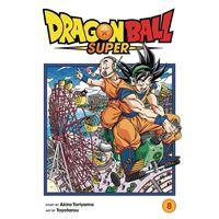 תמונה של DRAGON BALL SUPER VOL 8