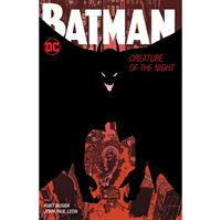 תמונה של BATMAN CREATURE OF THE NIGHT HC