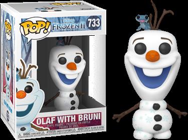 תמונה של לשבור את הקרח 2 - FROZEN 2 OLAF WITH BRUNI POP