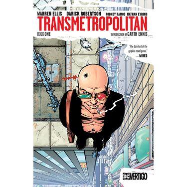 תמונה של TRANSMETROPOLITAN BOOK 1