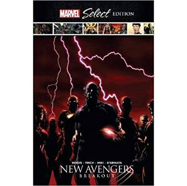 תמונה של NEW AVENGERS BREAKOUT MARVEL SELECT HARDCOVER