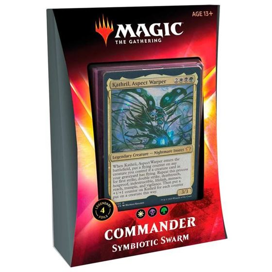 תמונה של מג'יק -  MAGIC THE GATHERING: IKORIA COMMANDER SYMBIOTIC