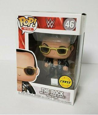 תמונה של WWE THE ROCK CHASE POP