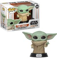 תמונה של  מנדלוריאן - MANDALORIAN THE CHILD (BABY YODA) POP