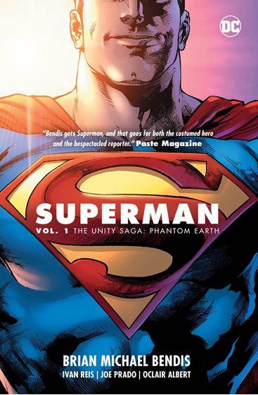 תמונה של SUPERMAN HC VOL 01 THE UNITY SAGA