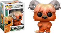 תמונה של FUNKO MONSTERS BUTTERHORN POP