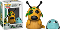 תמונה של FUNKO MONSTERS SLUG WITH GRUB POP