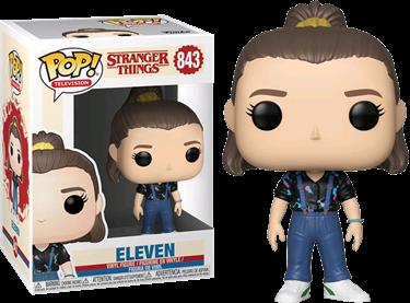 תמונה של דברים מוזרים - STRANGER THINGS ELEVEN WITH OVERALLS POP