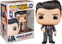 תמונה של AMERICAN HISTORY RONALD REAGAN POP