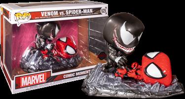 תמונה של ספיידרמן ונום - VENOM VS SPIDER-MAN COMIC MOMENTS POP