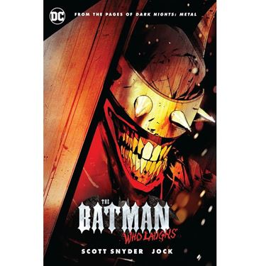 תמונה של THE BATMAN WHO LAUGHS HC