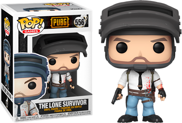 תמונה של PLAYERUNKNOWN'S BATTLEGROUNDS THE LONE SURVIVOR POP