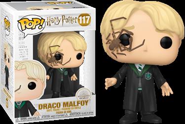 תמונה של הארי פוטר - HARRY POTTER MALFOY WITH WHIP SPIDER POP