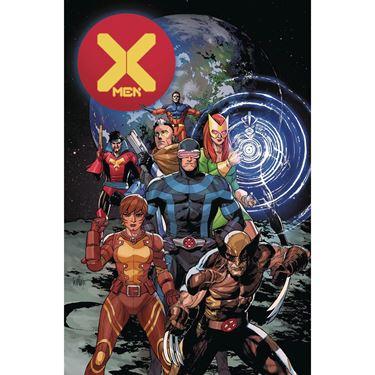 תמונה של אקס-מן - X-MEN BY HICKMAN VOL 1 TP