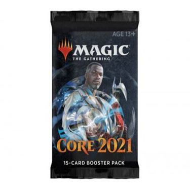 תמונה של מג'יק - MAGIC THE GATHERING: CORE SET 21 BOOSTER