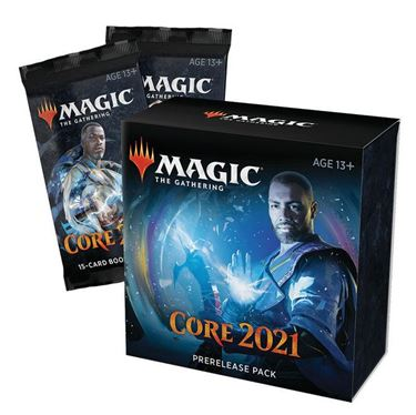 תמונה של מג'יק - MAGIC THE GATHERING: CORE SET 21 PRERELEASE PACK