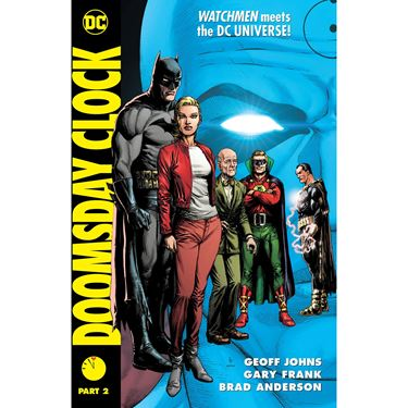 תמונה של DOOMSDAY CLOCK PART 2 WITH SLIPCASE