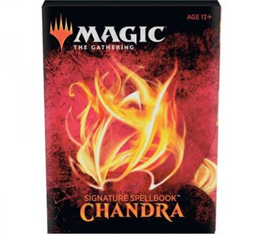 תמונה של MAGIC THE GATHERING: SIGNATURE SPELLBOOK CHANDRA