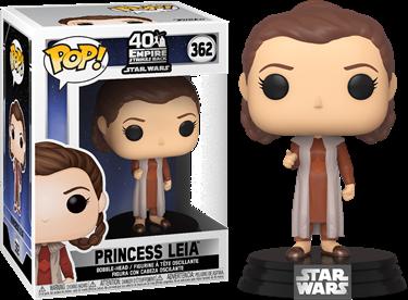 תמונה של מלחמת הכוכבים - STAR WARS THE EMPIRE STRIKES BACK PRINCESS LEIA POP
