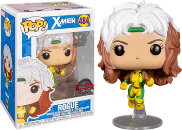 תמונה של אקס-מן - X-MEN ROGUE FLYING EXCLUSIVE POP
