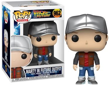 תמונה של בחזרה לעתיד - BACK TO THE FUTURE MARTY IN FUTURE OUTFIT POP