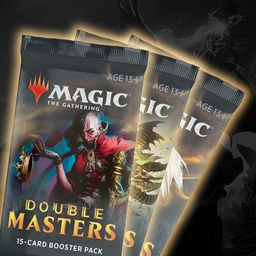 תמונה של מג'יק - MAGIC THE GATHERING: DOUBLE MASTERS BOOSTER PACK