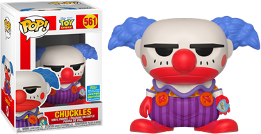תמונה של TOY STORY CHUCKLES SUMMER CONVENTION EXCLUSIVE POP