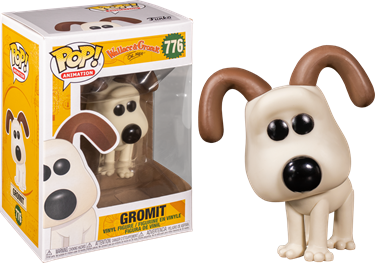 תמונה של WALLACE AND GROMIT GROMIT POP