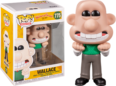 תמונה של WALLACE AND GROMIT WALLACE POP