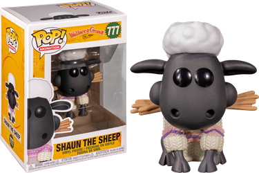 תמונה של WALLACE AND GROMIT SHAUN THE SHEEP POP