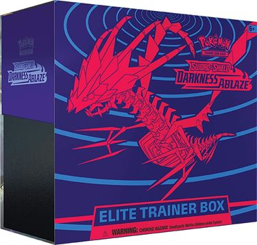 תמונה של פוקימון - POKEMON DARKNESS ABLAZE ELITE TRAINER BOX