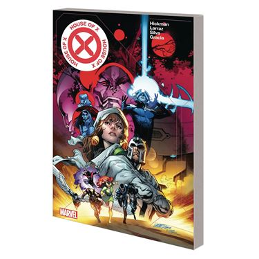 תמונה של HOUSE OF X / POWERS OF X TP