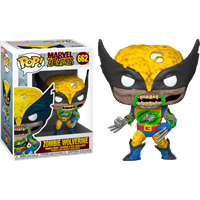 תמונה של MARVEL ZOMBIES ZOMBIE WOLVERINE POP