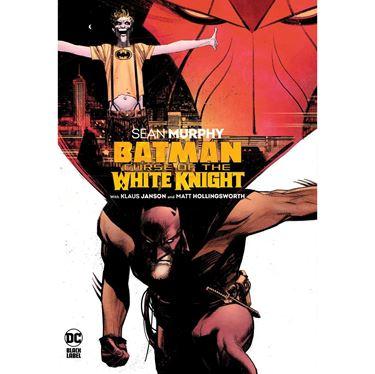 תמונה של באטמן - BATMAN CURSE OF THE WHITE KNIGHT HC