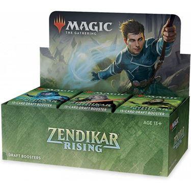 תמונה של מג'יק - MAGIC THE GATHERING: ZENDIKAR RISING BOOSTER BOX