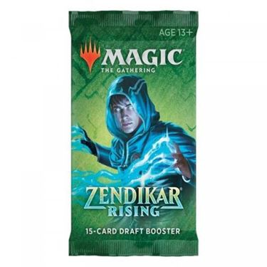 תמונה של מג'יק - MAGIC THE GATHERING: ZENDIKAR RISING BOOSTER PACK