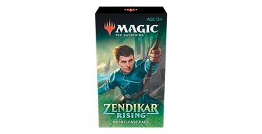 תמונה של MAGIC THE GATHERING: ZENDIKAR RISING PRERELEASE PACK