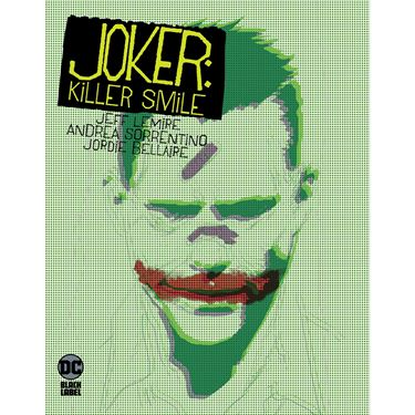 תמונה של JOKER KILLER SMILE HC