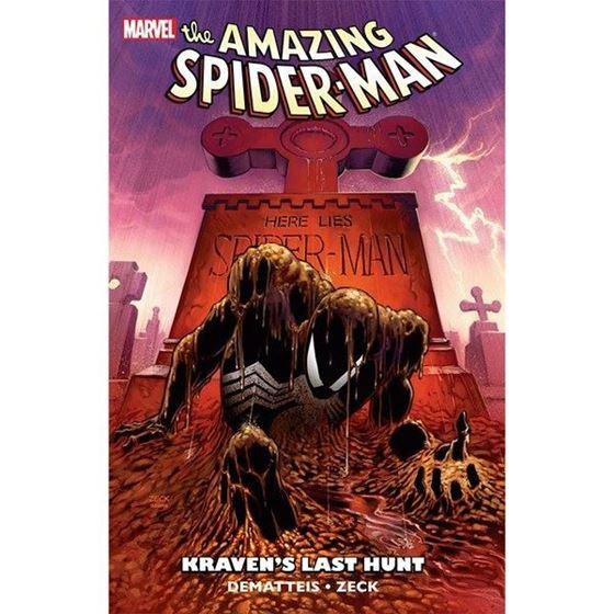 תמונה של SPIDER-MAN TP KRAVENS LAST HUNT