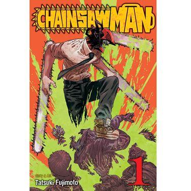 תמונה של CHAINSAW MAN GN VOL 01