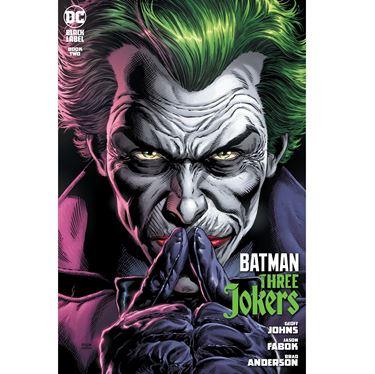 תמונה של BATMAN THREE JOKERS #2