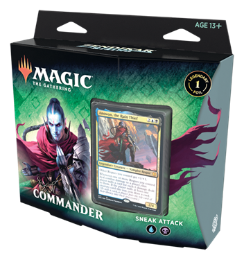 תמונה של מג'יק - MAGIC THE GATHERING: ZENDIKAR RISING COMMANDER ANOWON