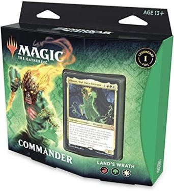 תמונה של מג'יק - MAGIC THE GATHERING: ZENDIKAR RISING COMMANDER OBUUN