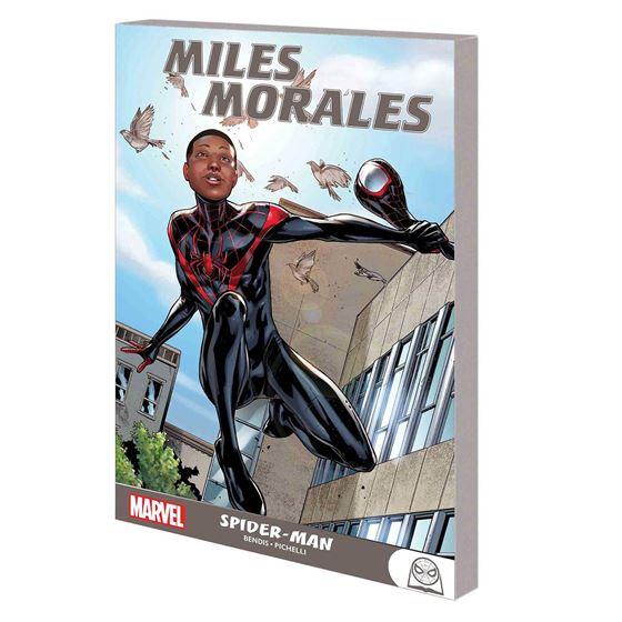 תמונה של ספיידרמן - MILES MORALES GN TP SPIDER-MAN