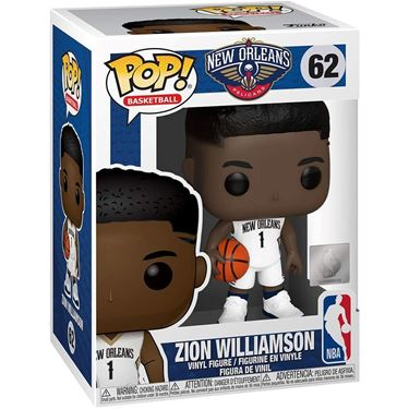 תמונה של NBA NEW ORLEANS PELICANS ZION WILLIAMSON POP