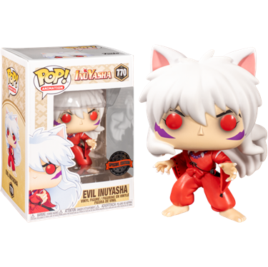 תמונה של INUYASHA EVIL INUYASHA EXCLUSIVE POP