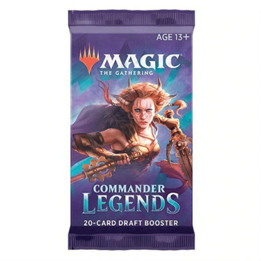 תמונה של MAGIC THE GATHERING: COMMANDER LEGENDS BOOSTER