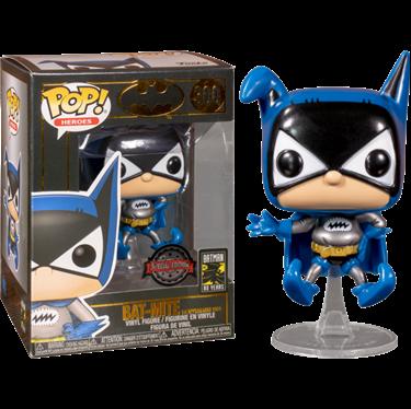 תמונה של באטמן - BATMAN 80TH ANNIVERSARY BAT-MITE FIRST APPEARANCE METALLIC EXCLUSIVE POP